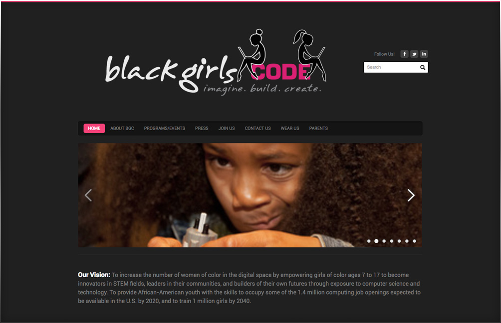 BlackGirlsCode.com