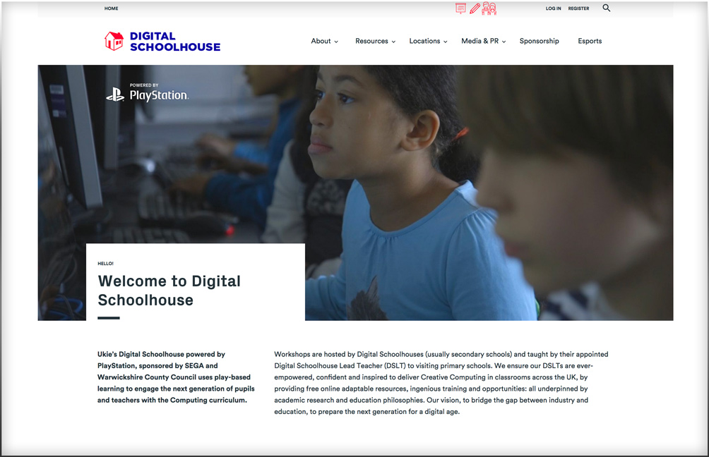DigitalSchoolHouse.org.uk