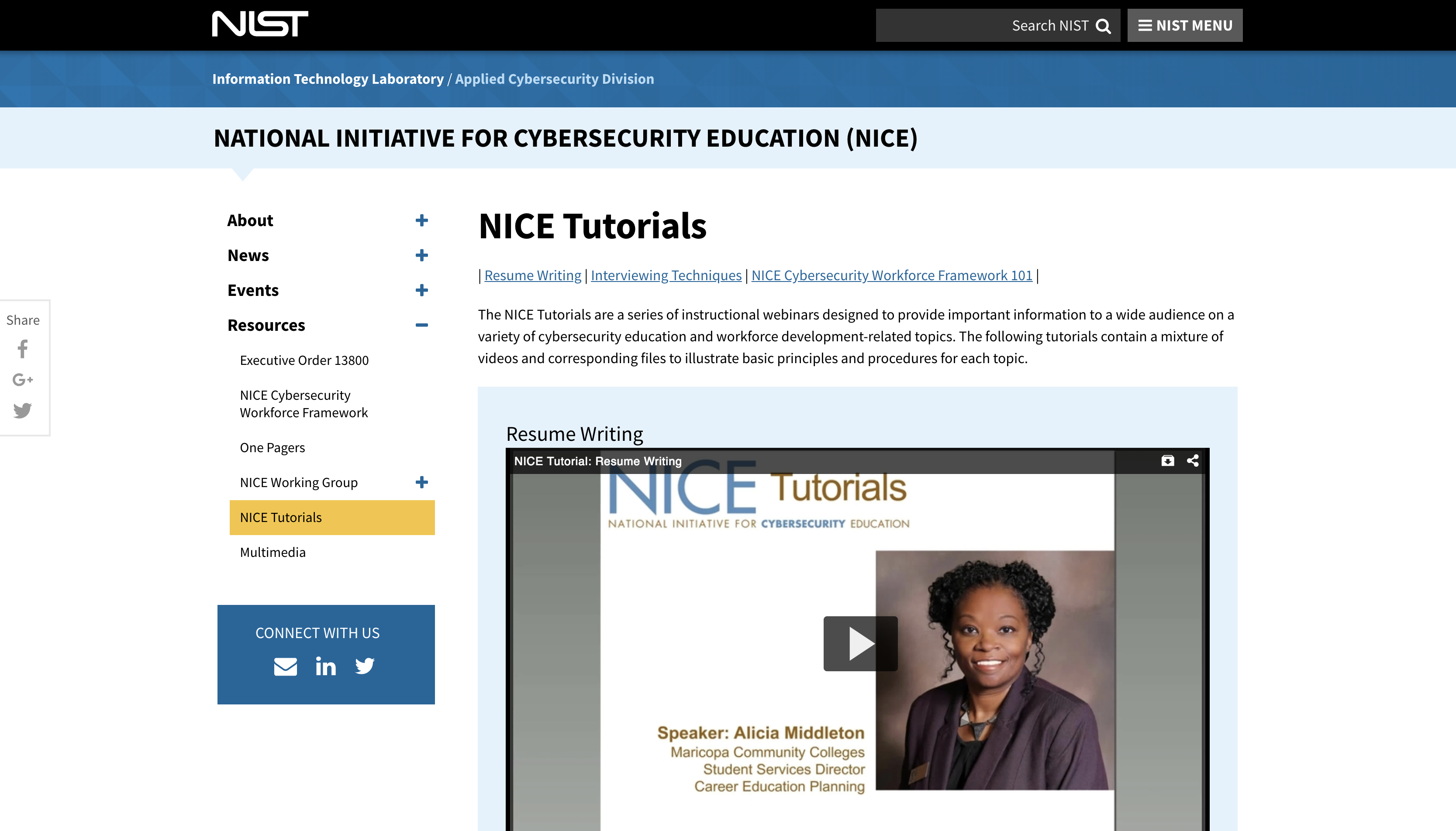 www.nist.gov/nice-tutorials